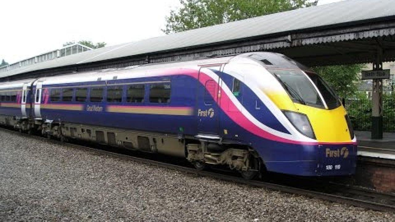 Мегазаводы:Поезд Alstom HD
