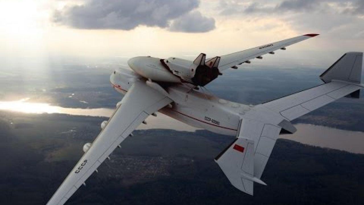 Чудеса инженерии:Грузовой самолет HD