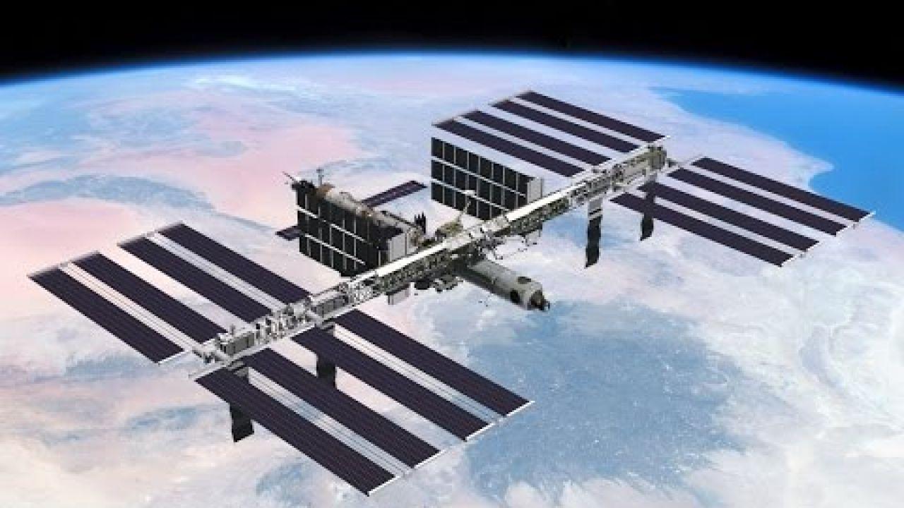 Чудеса инженерии:Космическая станция HD