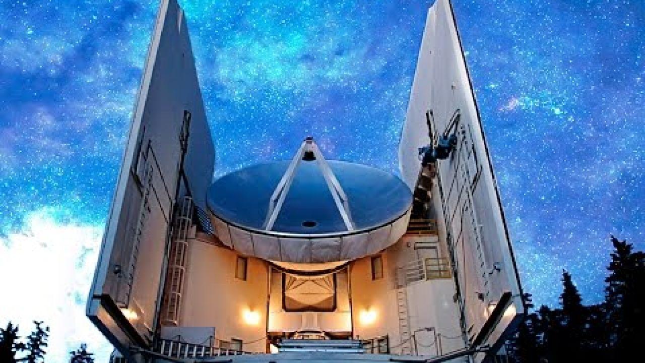 Чудеса инженерии:Телескоп HD