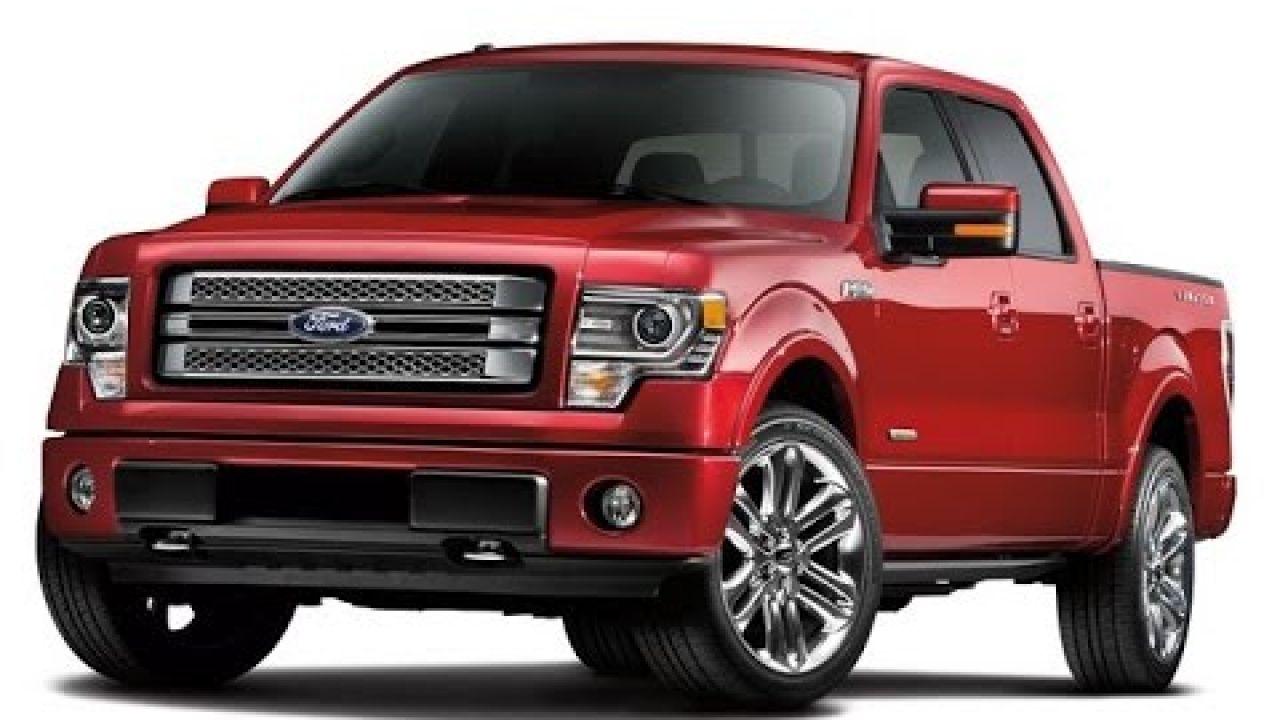 Мегазаводы:Ford 150 HD