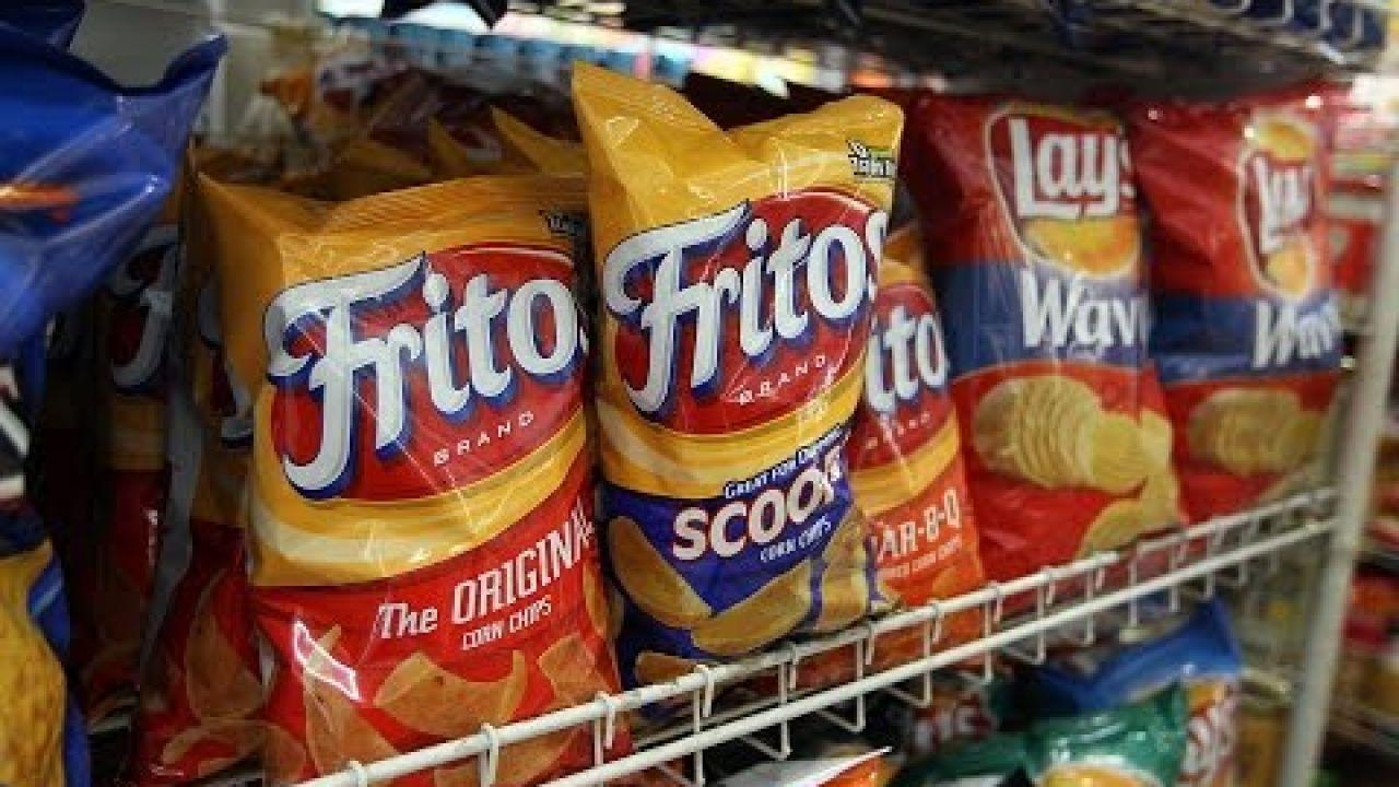 Мегазаводы:Frito Lay HD